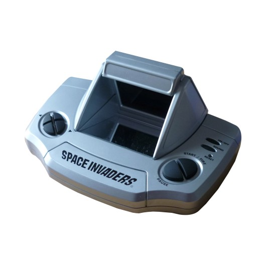 Prop Hire - Space Invaders - Colour Handheld Game