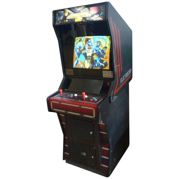 Prop Hire X Men Arcade Cabinet