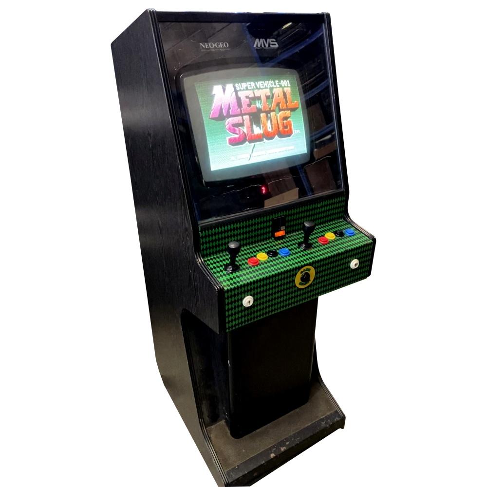 prop hire fighter ii arcade cabinet