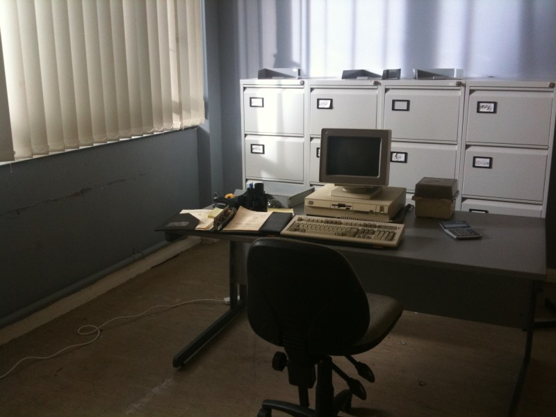 COPY OF IBM PS/2 Office Computer