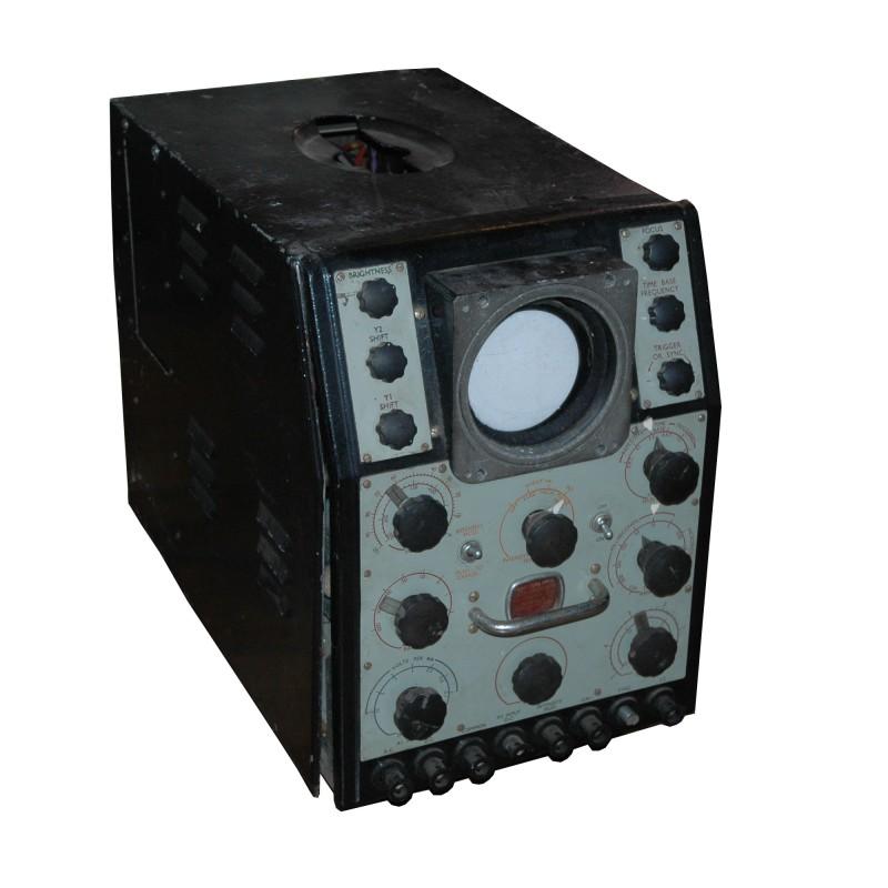 Old Oscilloscope Screen : Prop hire big vintage oscilloscope