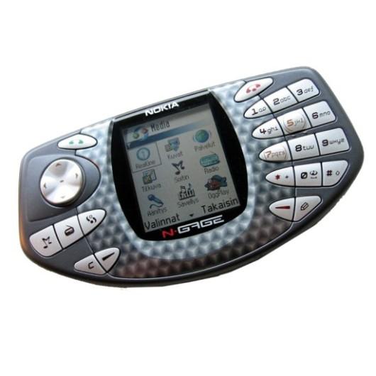 n gage mobile phone