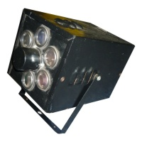 Flat Beam Disco Lights Hire