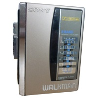 Sony Walkman WM-36 Cassette Player Hire