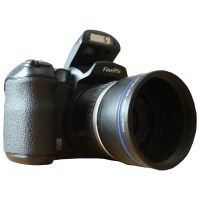 FujiFilm FinePix S5000 Digital SLR Camera Hire