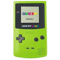 Nintendo GameBoy Colour/Color Hire