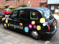 The Living Social Taxi Hire
