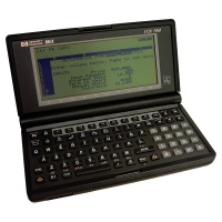 Hewlett Packard HP 95LX - Pocket Computer PDA Hire