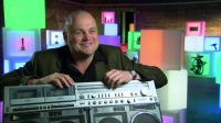 Al Murry with our GF-777 Boombox Hire