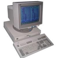 IBM Office Computer - PS/2 Hire