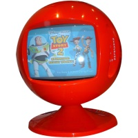 Keracolor Sphere TV - Classic 70's Ball Television Hire