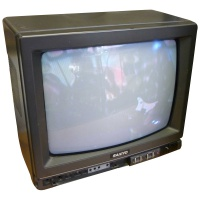 TV & Video Props Sanyo 3011 Television