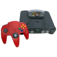 Nintendo N64 Games Console Hire