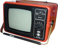 TV & Video Props Vega 542 Portable Television