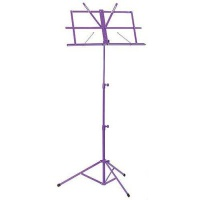 Purple Music Stand Hire