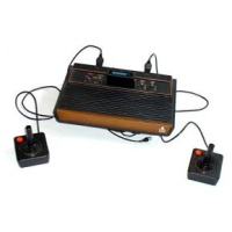 Atari 2600 VCS - Games Console Hire