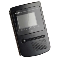Casio TV 470 LCD Color Pocket Television Hire