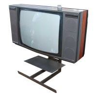 Bang and Olufson - Beovision 8902 - Eighties Television Hire