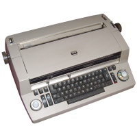 IBM 72 Composer Typewriter  Hire