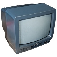 TV & Video Props Amstrad CTV1410 Television