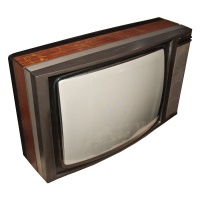TV & Video Props Beovision 7702 Colour Television
