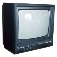 TV & Video Props Matsui 1420B Television