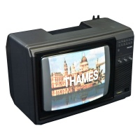 TV & Video Props Philips 2006 Portable Television