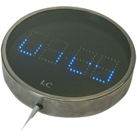 LC LED Wall Clock Hire