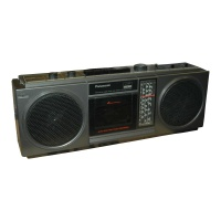 Panasonic Ghetto Blaster Hire