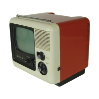 TV & Video Props JVC 3020UK Portable Television