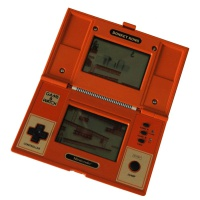 Game & Watch Multiscreen - Donkey Kong Hire