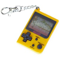 Nintendo Keyring Gameboy Hire
