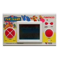 Namco Pac-Land 80's Hand Held Games Console Hire