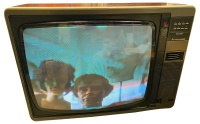 Mitsubishi Colour Wooden Case TV Receiver CT2606BM Hire