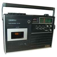 Crown Radio Recorder CB-500 Hire