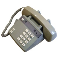 Autophon Push Button Telephone Hire