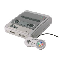Super Nintendo Entertainment System (SNES) Hire