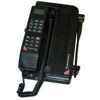 Motorola 6800x Brick Mobile Phone Hire