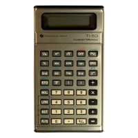 Texas Instruments TI-53 Calculator Hire