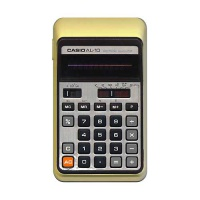 Casio AL-10 Electronic Calculator Hire