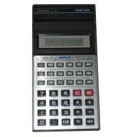 Casio fx-82D Calculator Hire