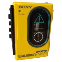 Sony Sports Cassette/Radio Walkman Hire