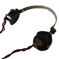 SG Brown Ltd C.L.R WW2 Military Headphones Hire