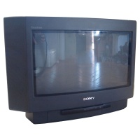 TV & Video Props Sony Widescreen Portable TV - KV-16WT1U