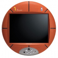 "Basketball 15"" LCD TV"