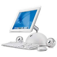 Apple iMac G4 - iLamp