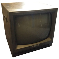 "TV & Video Props Vantage 12"" Monochrome Monitor"