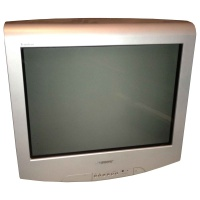 TV & Video Props Sony Trinitron Color TV KV-21LT1U