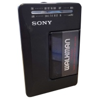 Sony WM-F2015 Radio Cassette Player Hire