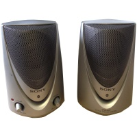 Hi-Fi Props Sony SRS-A27 Active Speaker System